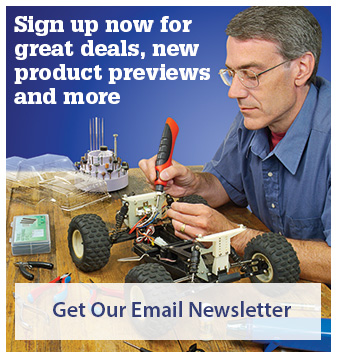 Micro-Mark Newsletter Sign-Up