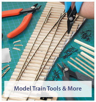 Model Train Tools & More