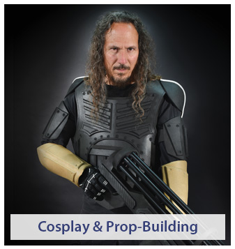 Cosplay & Prop Building