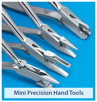 Mini Precision Hand Tools