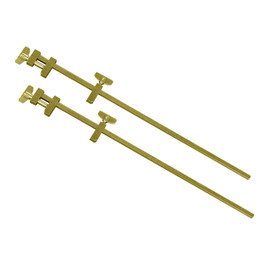 Solid Brass Miniature Bar Clamps