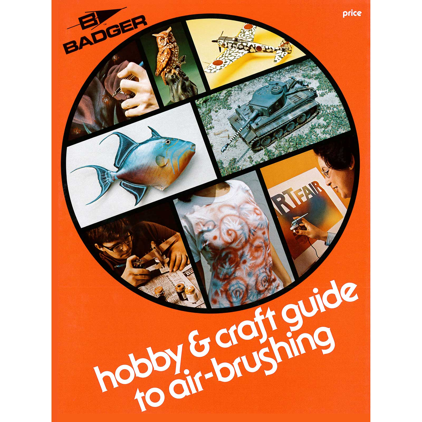Hobby & Craft Guide to Airbrushing