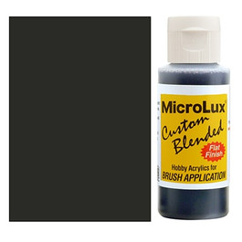 MicroLux Acrylic Brush Paint, 2 Oz2