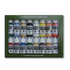 USA COLORS PAINT SET