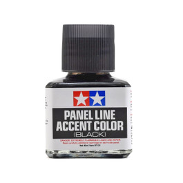Tamiya Panel Line Accent Black