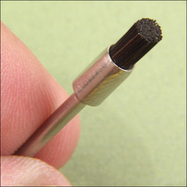 Bristle End Brush