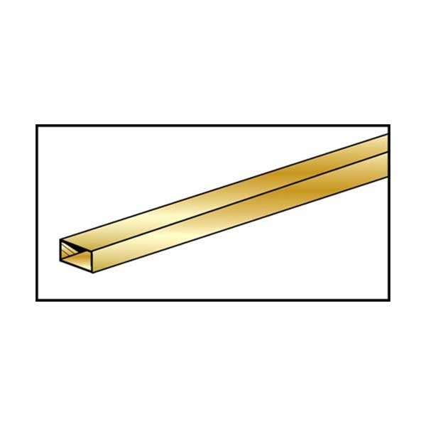 Rectangular Brass Tubes2