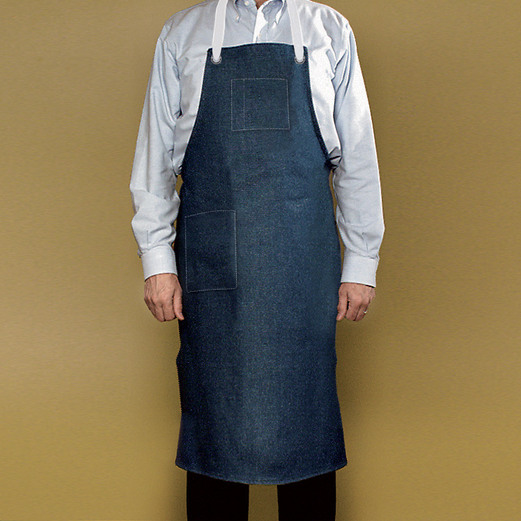 Heavy Duty Aprons : Heavy duty denim apron