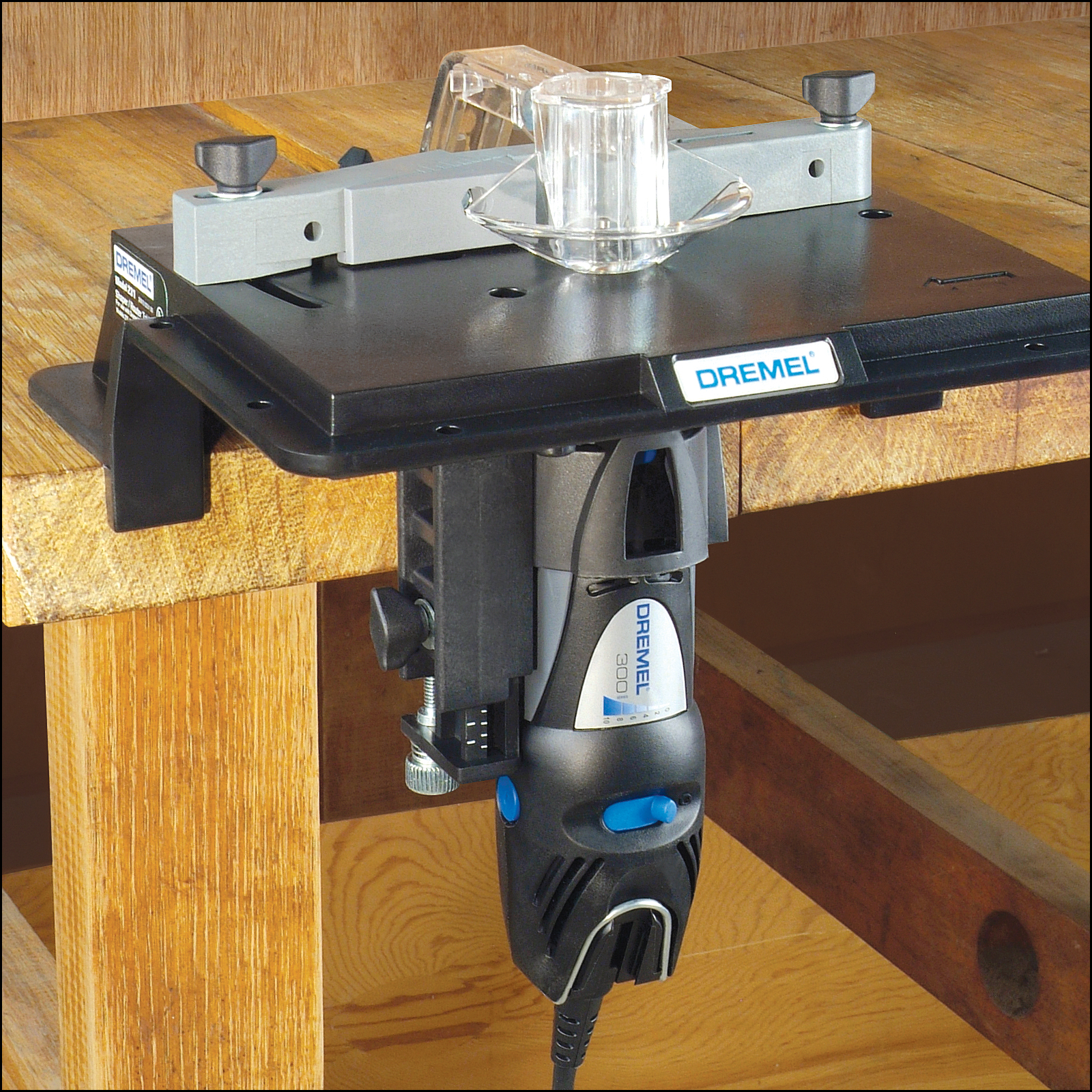 Dremel Shaper Table Attachment