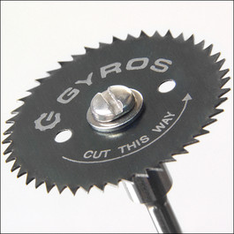 Coarse Saw Blade Set with Mandrel