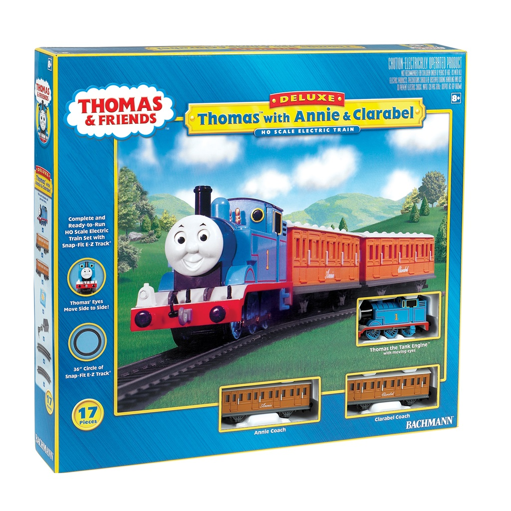 Bachmann 642 Ho Standard Gauge Thomas With Annie