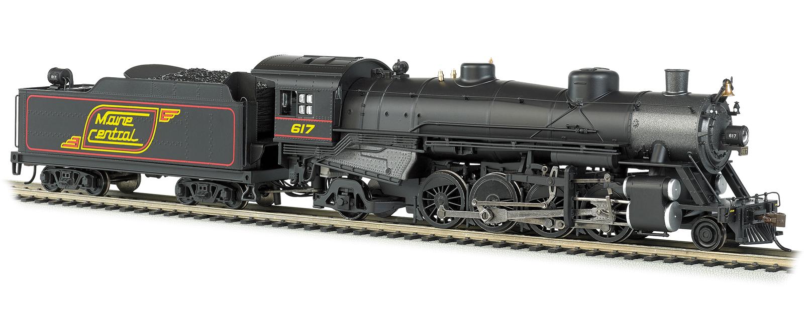 Bachmann Ho Usra Light 2 8 2 Steam Locomotive With Medium