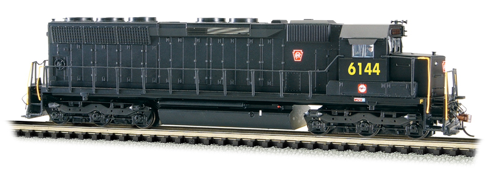 Bachmann 66452 N Scale Sd45 Diesel Locomotive With Sound
