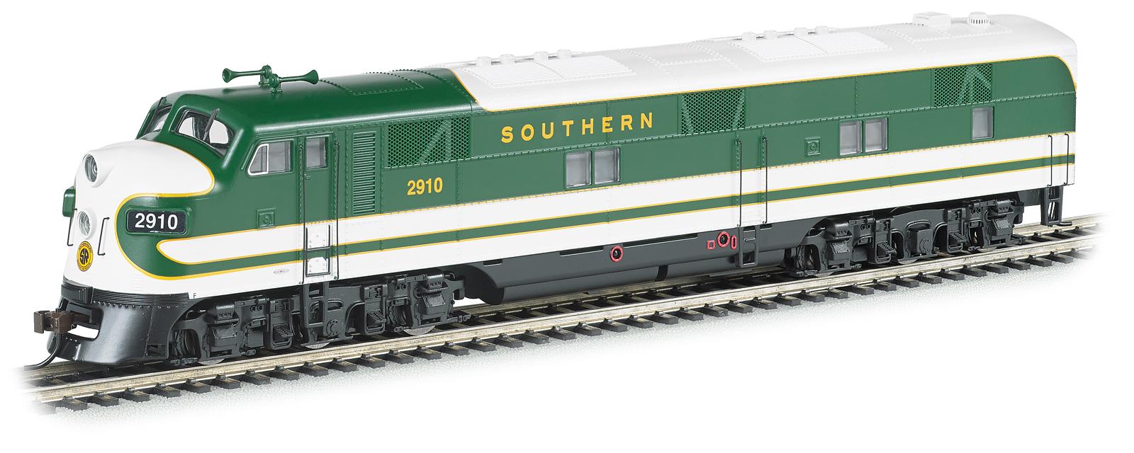 Bachmann Ho Standard Line Emd E7 A Diesel Locomotive With