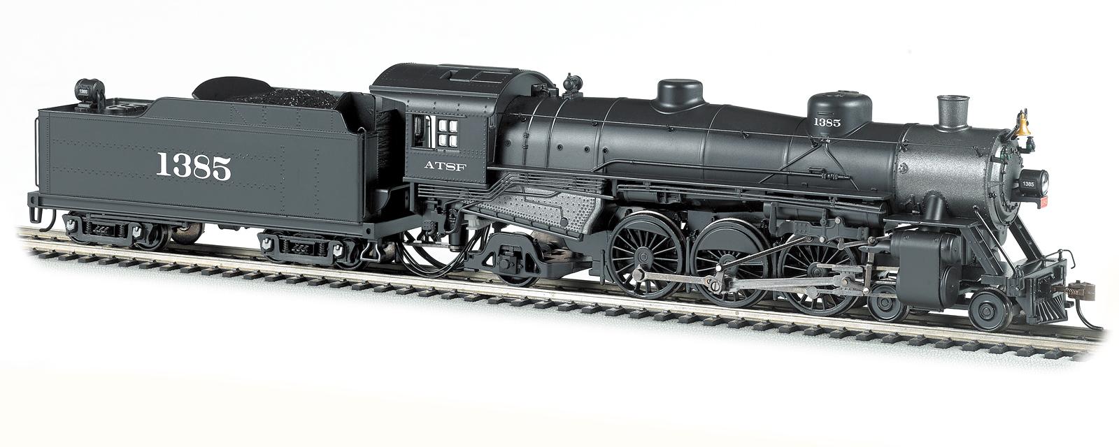 Bachmann Ho Scale Usra Light Pacific 4 6 2 Steam
