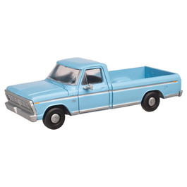 Ford F-100 Pickup Truck N Scale