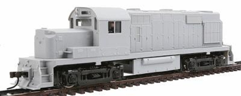RS-32 w/o Dyn Brakes Undecorated
