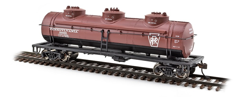 HO 40' Dome Tank Car