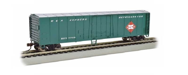 50' Steel Reefer RE