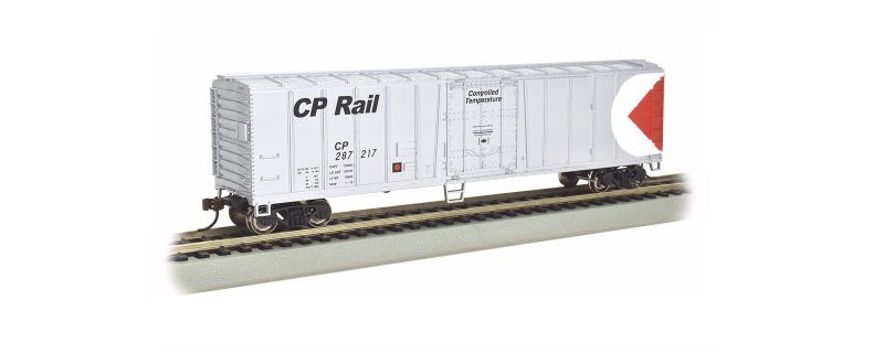 50' Steel Reefer CP