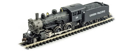 N 2-6-2 Mogul Locomotive, UP, DCC &