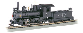 Bachmann 0-6-0 Steam Locomotive