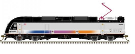 Atlas N Scale #40004070 N ALP-45DP