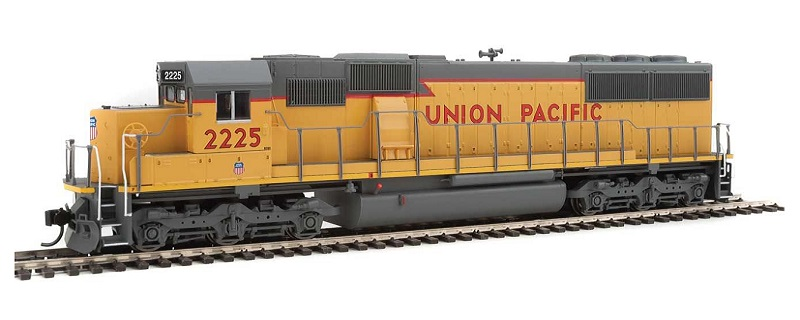 EMD SD60 Union Pacific Spartan Cab