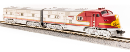 Broadway Limited No. 3582 N