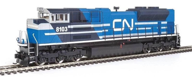 Canadian National #8103