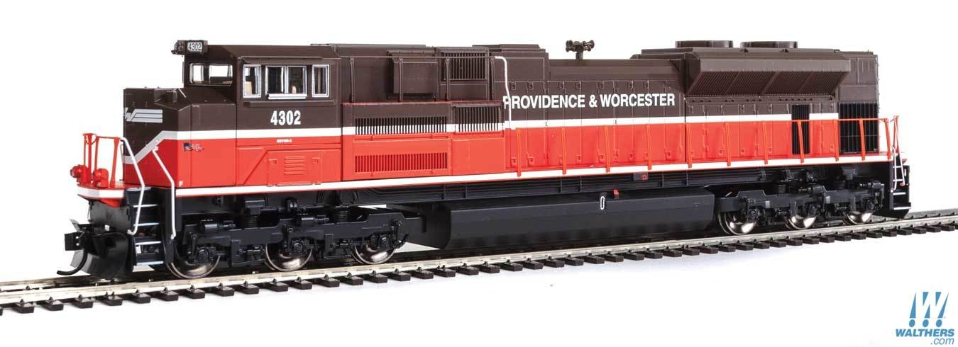 Providence & Worcester #4302