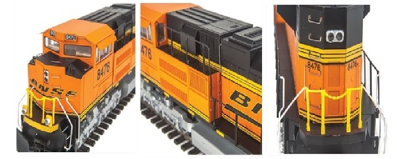 Diesel Detail Kit for EMD SD70ACe