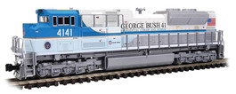 #4141 George H. W. Bush Locomotive