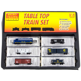 Micro-Trains® B&O Set