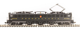 PRR P5a Boxcab Freight