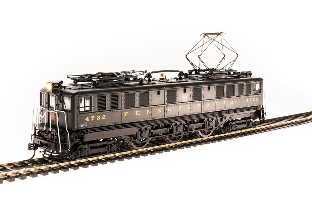 PRR P5a Boxcab Freight 2