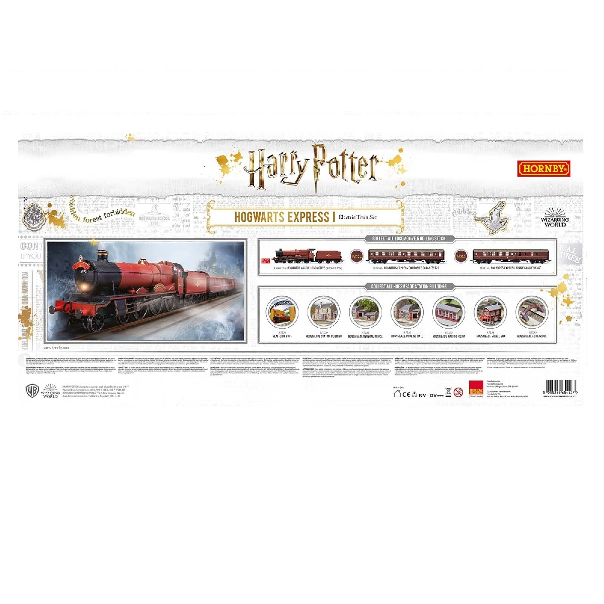 Hornby® Harry Potter Train Set