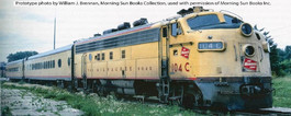 Twin Cities FP&-F7B (Yellow)
