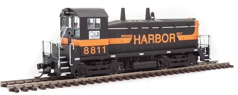 Micro-Mark Locomotives