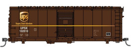 UPS Modern Shield Box Car