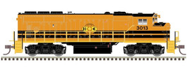 GP40-2W Huron Central #3010
