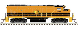 GP40-2W Huron Central #3013