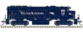 GP40-2W Pan Am Railways #516