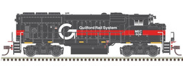 GP40-2W Guilford #509