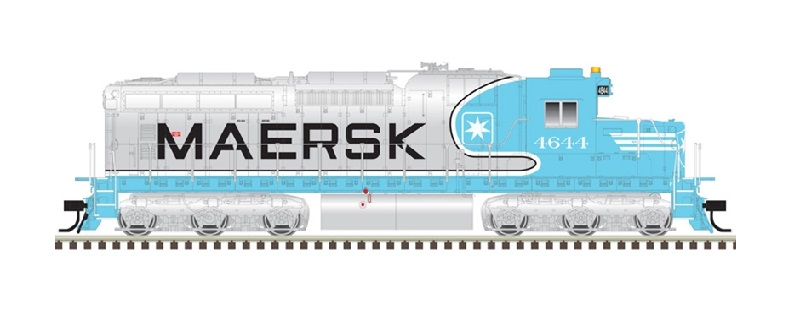 "Atlas ""Maersk"" SD-26"