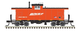 Extended Vision Caboose BNSF
