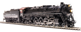 Broadway Limited NP A-3 4-8-4