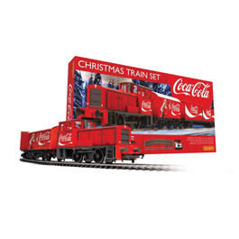 Hornby® Coca-Cola® Christmas Train