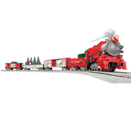 Lionel Disney Christmas Train Set