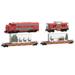 Micro-Trains® Husky Holiday Hauler